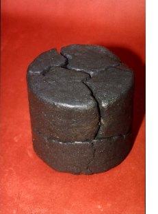 Baustoff für Bodenstabilisierung, Zerstörung durch Einlagerung in Deponat